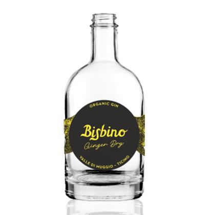 Spirituosenflasche Bisbino