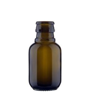 Bouteille pour huile et vinaigre Biolio DOP 10cl antique