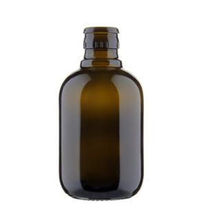 Bouteille pour huile et vinaigre Biolio DOP 25cl antique