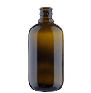 Bouteille pour huile et vinaigre Biolio DOP 50cl antique