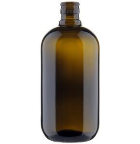 Bouteille pour huile et vinaigre Biolio DOP 75cl antique