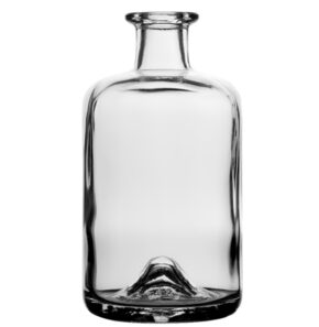 Apothecary bottle 50cl white 18.5mm